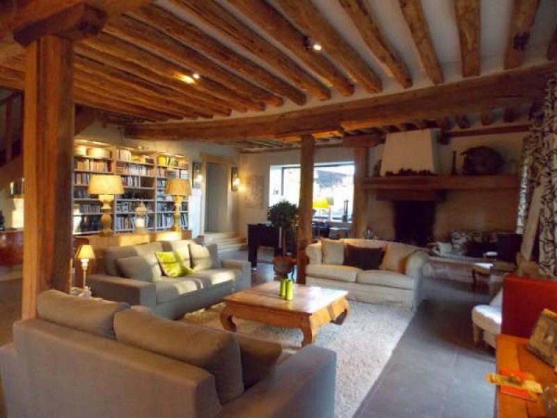 Vente de prestige maison / villa Fontaine chaalis 651000€ - Photo 2