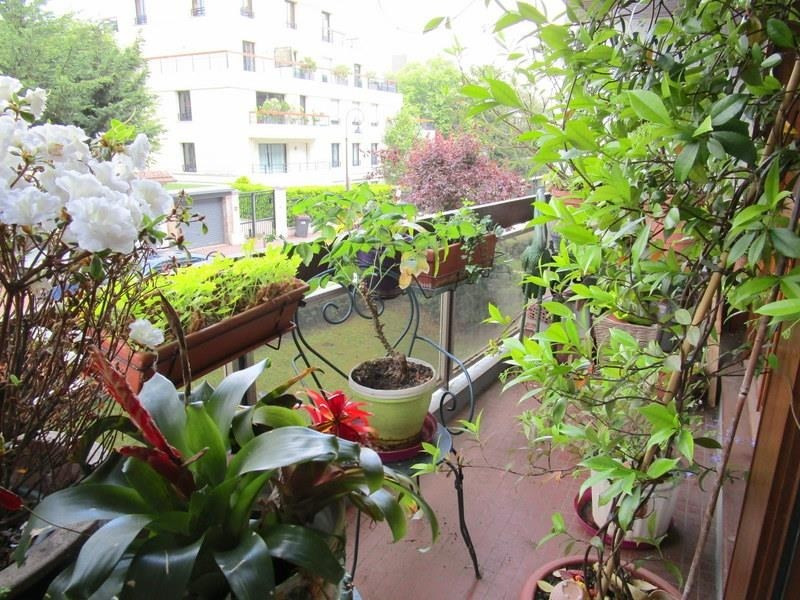 Vente appartement St cloud 390 000€ - Photo 2