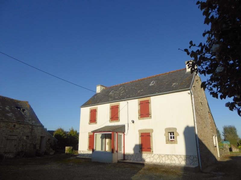 Vente maison / villa Poullan sur mer 128400€ - Photo 1