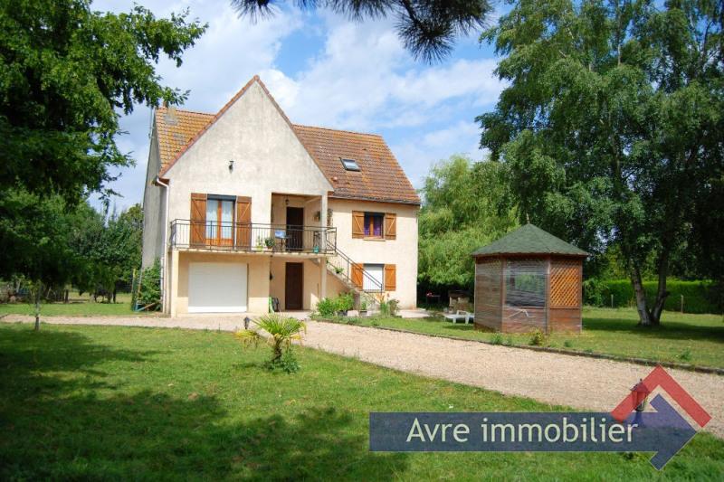 Vente maison / villa Verneuil d'avre et d'iton 183500€ - Photo 1