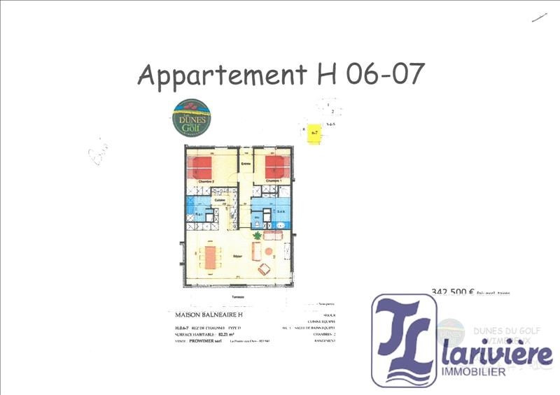 Vente appartement Wimereux 342 500€ - Photo 5