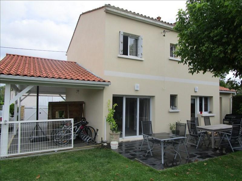 Sale house / villa Carbon blanc 380000€ - Picture 1