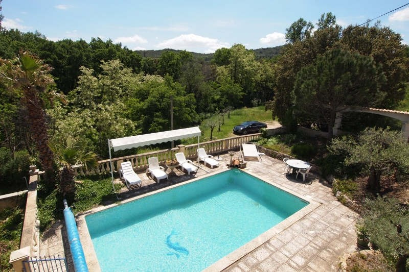 Verkauf von luxusobjekt haus Venejan 595000€ - Fotografie 13