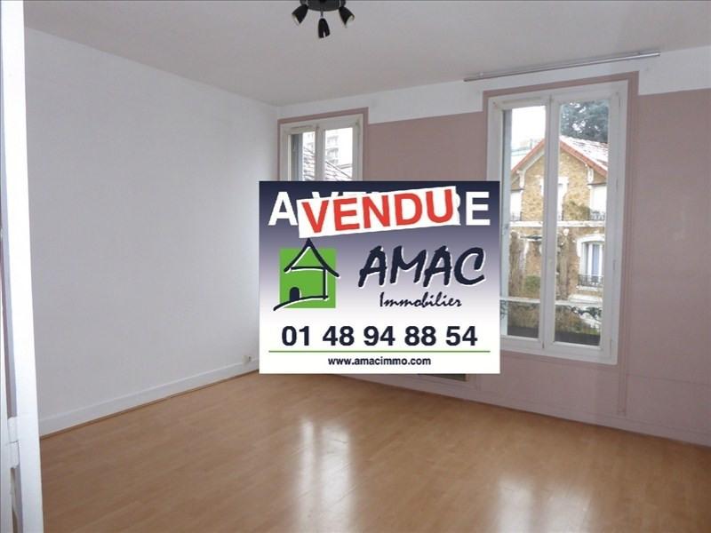 Sale apartment Villemomble 149000€ - Picture 1