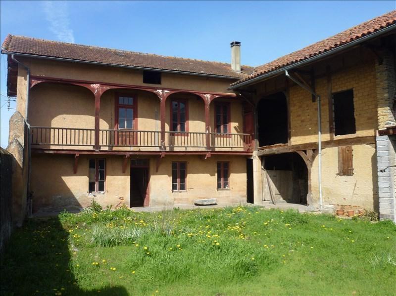 Vente maison 3 pièces VicenBigorre  maison Maison de ville F3T33 pièces