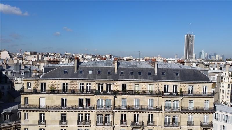 Produit d'investissement appartement Paris 17ème 175000€ - Photo 1