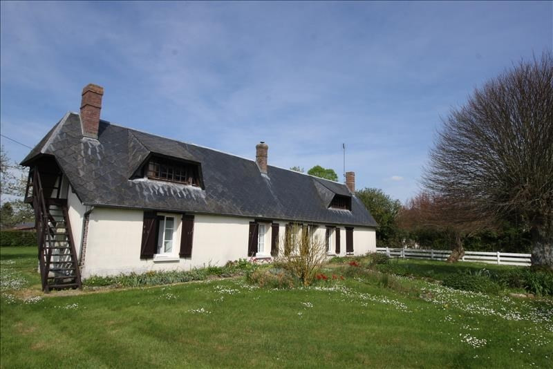 Vente maison / villa Breteuil 137500€ - Photo 1