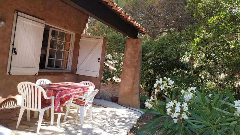 Vacation rental house / villa Cavalaire 1 600€ - Picture 1
