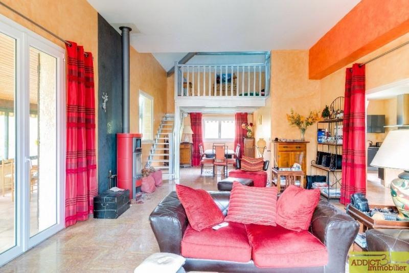 Vente maison / villa Secteur gragnague 440000€ - Photo 3