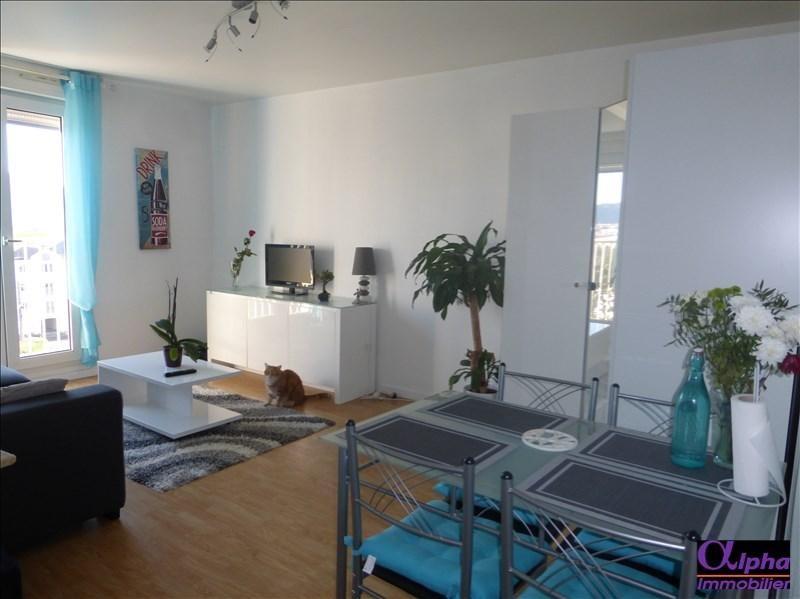 Location appartement Besancon 440€ CC - Photo 1