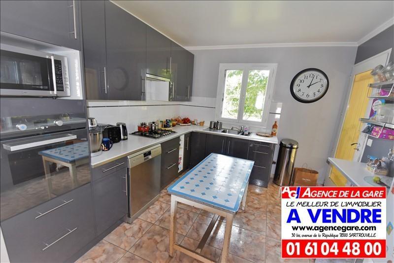 Vente maison / villa Sartrouville 439000€ - Photo 3