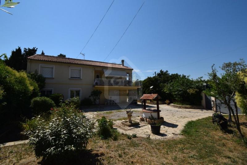 Vente maison / villa St victoret 450000€ - Photo 1