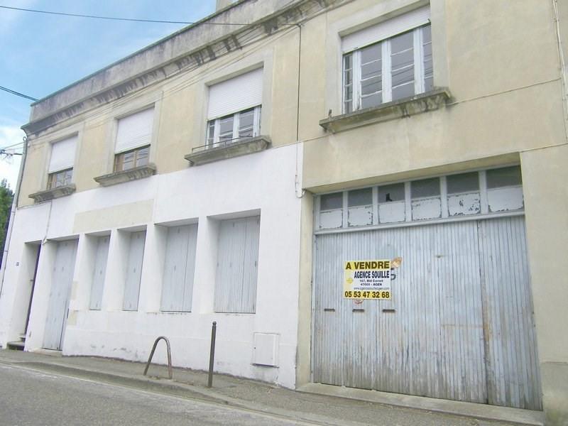 Sale building Agen 225000€ - Picture 1