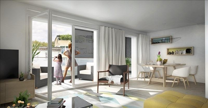 Vendita appartamento Charbonnieres les bains 286900€ - Fotografia 2