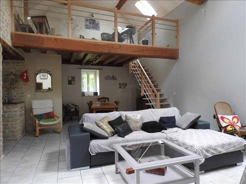 Sale house / villa Entre chatillon / montbard 139000€ - Picture 4
