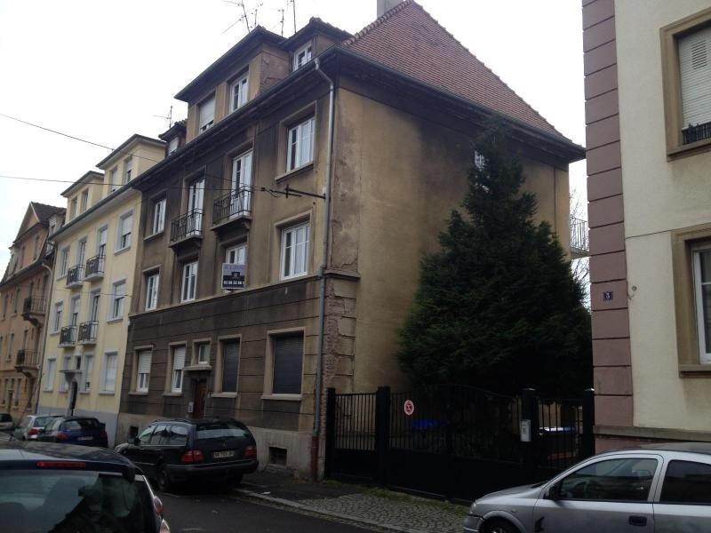 Location appartement Schiltigheim 555€ CC - Photo 1