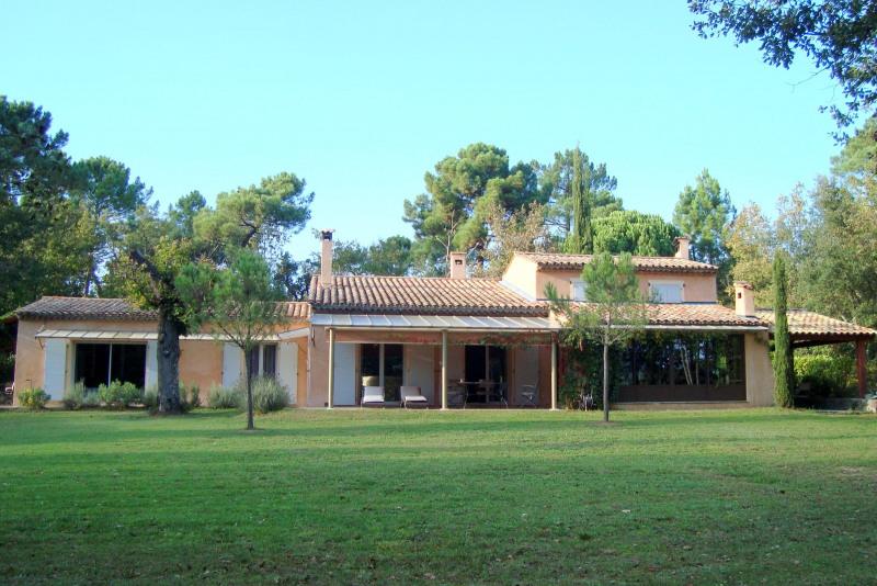 Immobile residenziali di prestigio casa Bagnols-en-forêt 998000€ - Fotografia 1