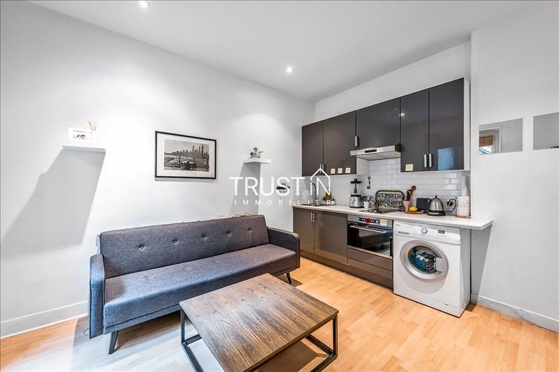 Vente appartement Paris 17ème 275000€ - Photo 3