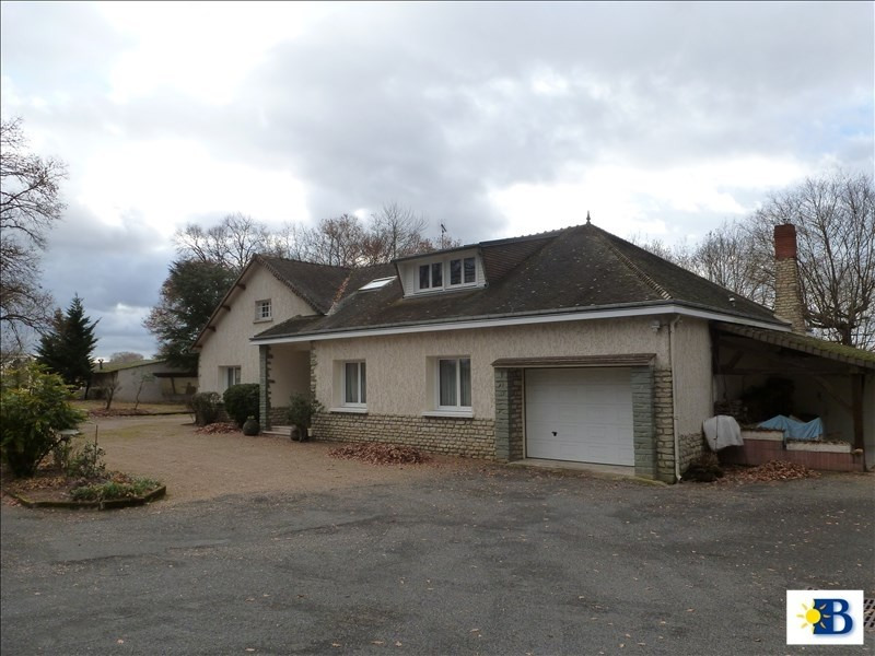 Vente de prestige maison / villa Chatellerault 888 250€ - Photo 1