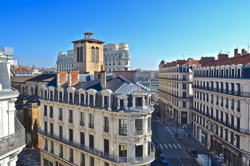 Deluxe sale apartment Lyon 2ème 745000€ - Picture 1