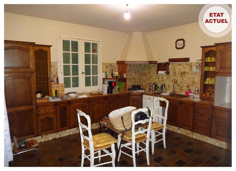 Sale house / villa Althen des paluds 335000€ - Picture 5