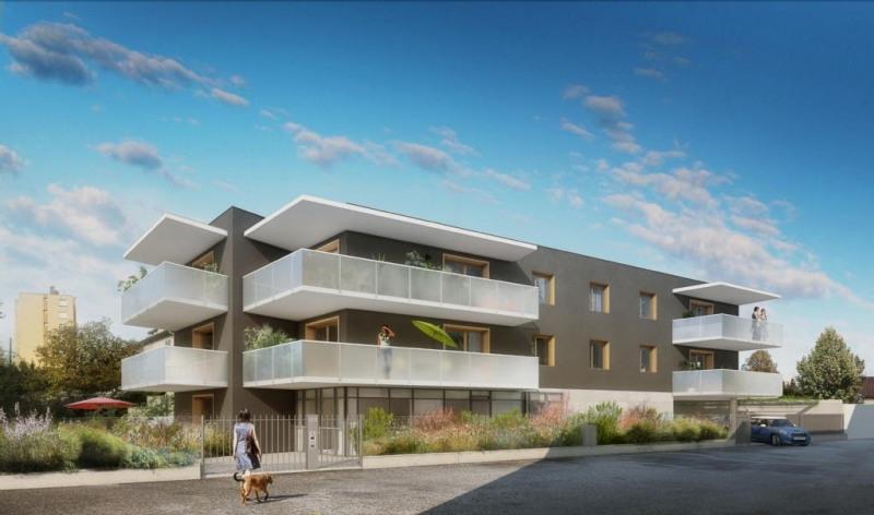 Jeannae r sidence programme immobilier neuf grenoble partir de 207 000 propos par isere - Restaurant jardin de ville grenoble ...