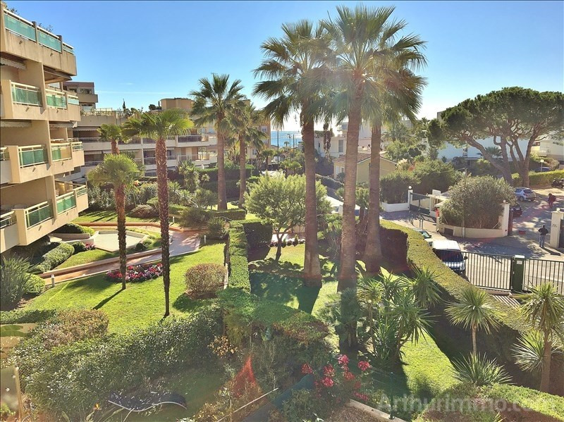 Viager appartement Le golfe juan 100 000€ - Photo 1