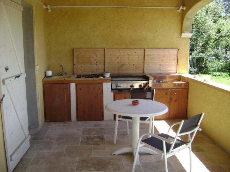Vente maison / villa Villecroze 315000€ - Photo 5