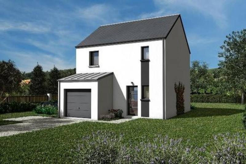 Maison  4 pièces + Terrain 600 m² Soulaire-et-Bourg par maisons PRIMEA