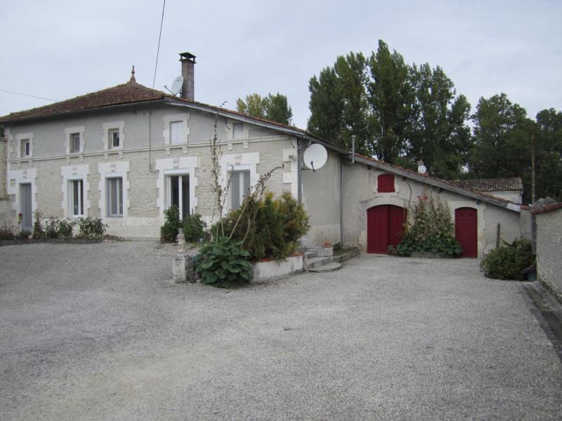 Vente maison / villa Barbeieux saint-hilaire 125000€ - Photo 1