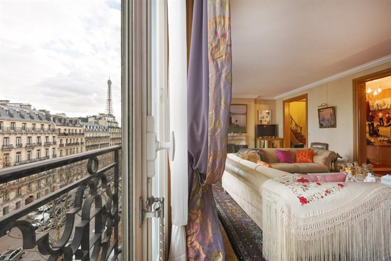 Venta de prestigio  apartamento Paris 16ème 5350000€ - Fotografía 3