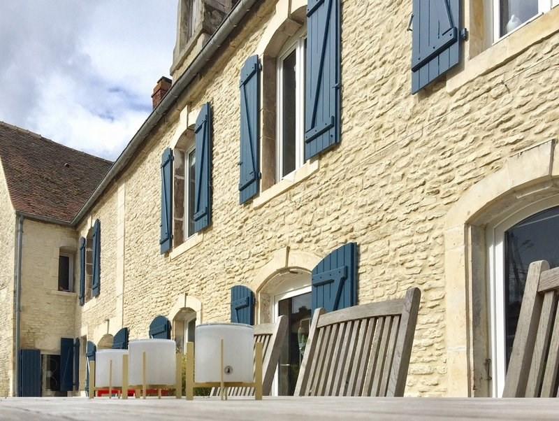 Deluxe sale house / villa Caen 588000€ - Picture 1