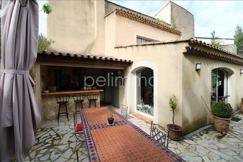 Vente de prestige maison / villa Pelissanne 665000€ - Photo 6