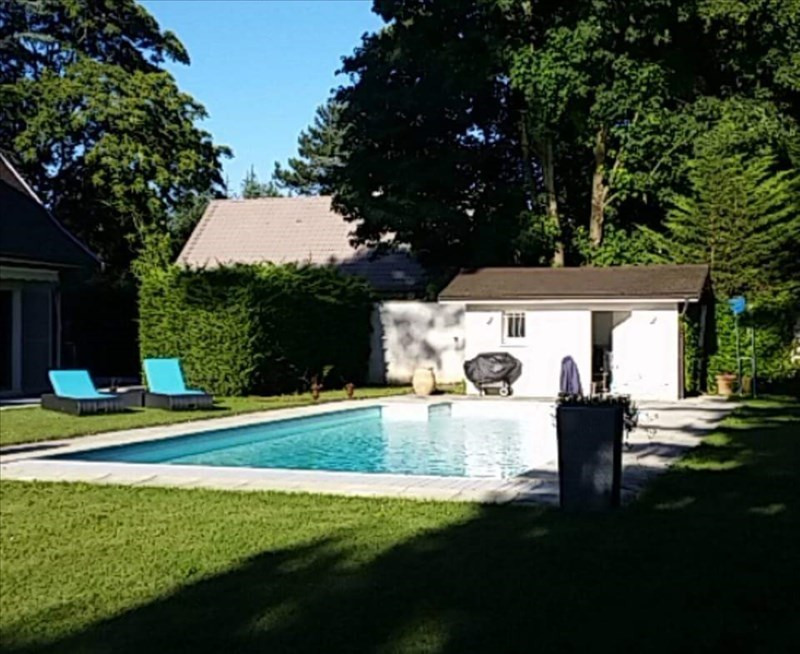Deluxe sale house / villa Bourgoin jallieu 625 000€ - Picture 2