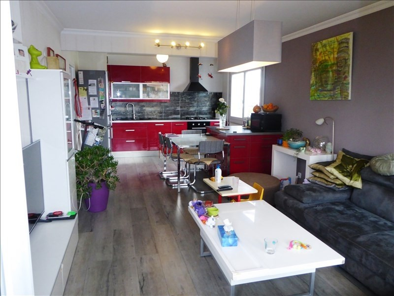 Sale apartment Lyon 8ème 249000€ - Picture 1