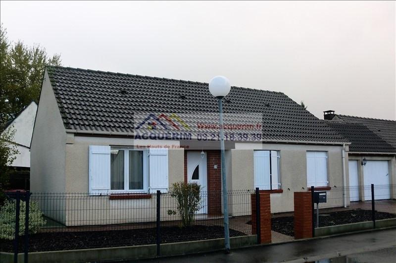 Vente maison / villa Libercourt 169500€ - Photo 2