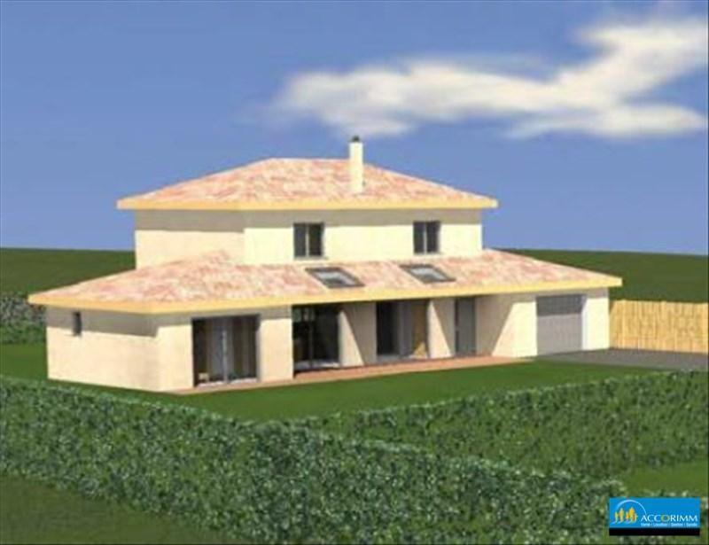 Vente maison / villa St pierre de chandieu 480000€ - Photo 1