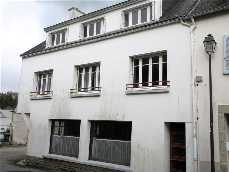Vente maison / villa Pont-croix 135980€ - Photo 1