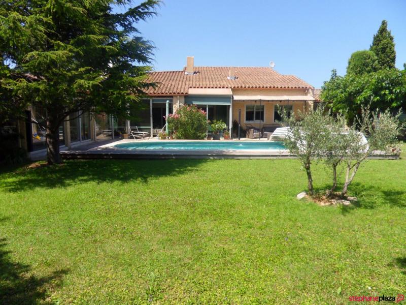 Sale house / villa Morieres les avignon 380000€ - Picture 16
