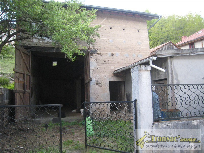 Vente maison / villa Puy guillaume 23 000€ - Photo 1