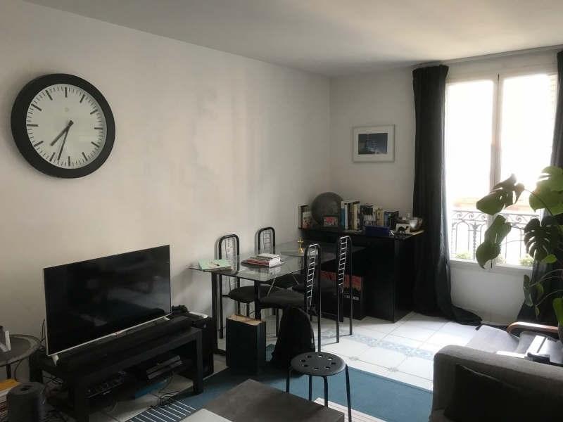 Locação apartamento Boulogne billancourt 1050€ CC - Fotografia 1