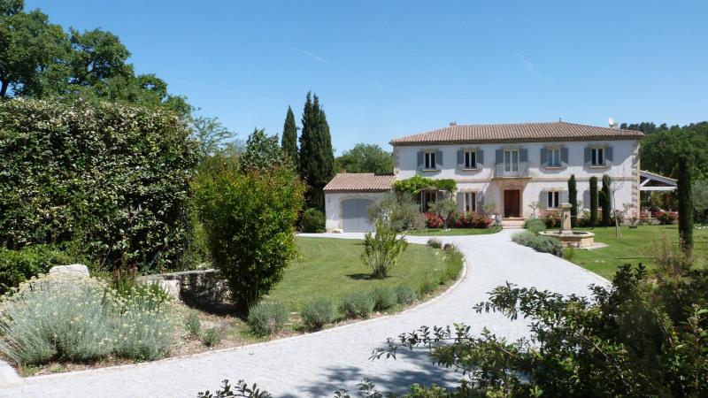 Vente maison / villa Aix en provence 1045000€ - Photo 1