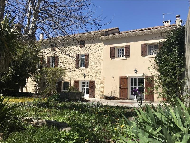 Vente maison / villa Monteux 330000€ - Photo 1