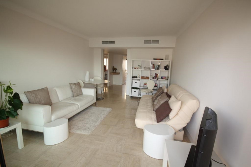 Rental apartment Juan les pins 1 750€ CC - Picture 1