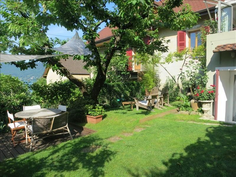 Vente maison / villa Veyrier du lac 549000€ - Photo 3