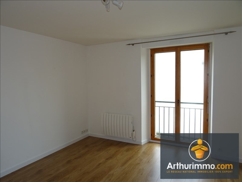 Rental apartment St brieuc 365€ CC - Picture 1