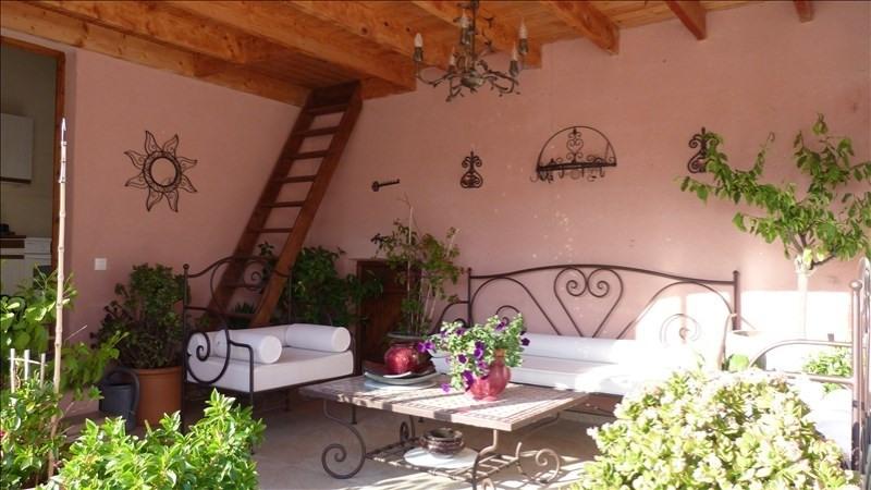 Sale house / villa Aubignan 354000€ - Picture 5