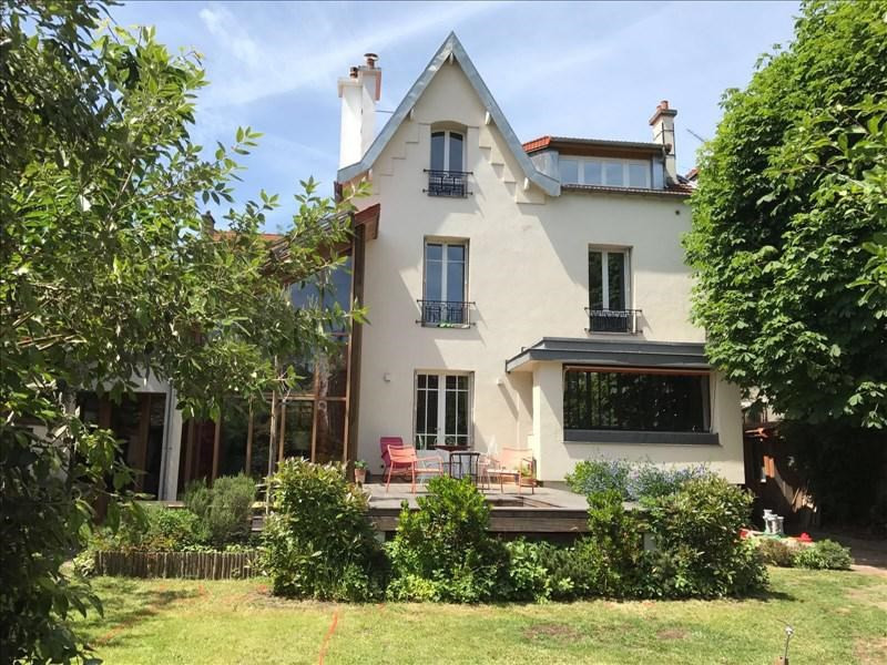 Deluxe sale house / villa Colombes 1680000€ - Picture 1