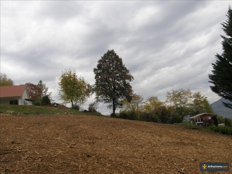 Vente terrain Belley 48000€ - Photo 1