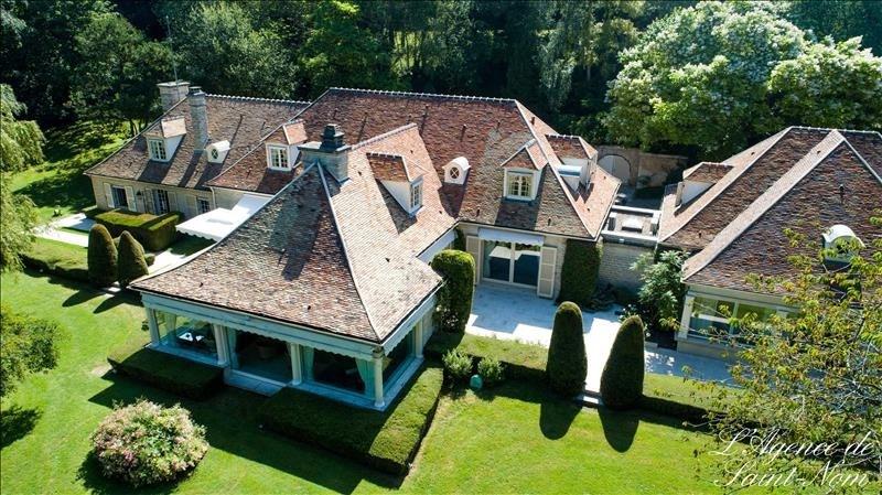 Deluxe sale house / villa St nom la breteche 4700000€ - Picture 2